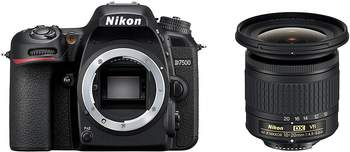Nikon D7500 Kit 10-20 mm