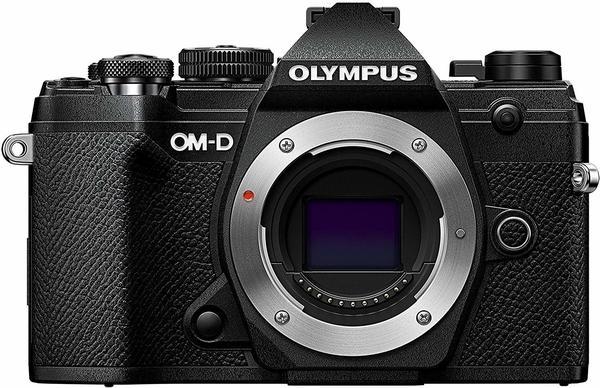 Olympus OM-D E-M5 Mark III Body schwarz