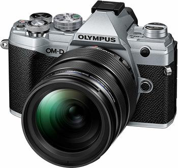 Olympus OM-D E-M5 Mark III Kit 12-40 mm silber