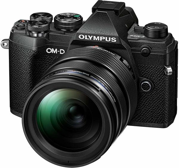 Olympus OM-D E-M5 Mark III Kit 12-40 mm schwarz