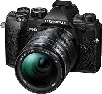 Olympus OM-D E-M5 Mark III Kit 14-150 mm schwarz