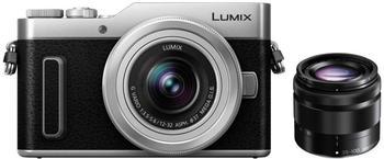 Panasonic Lumix DC-GX880 Kit 12-32 mm + 35-100 mm silber