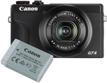 Canon PowerShot G7X Mark III Batterie Kit schwarz