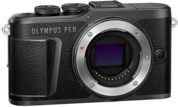 Olympus PEN E-PL10 Body schwarz