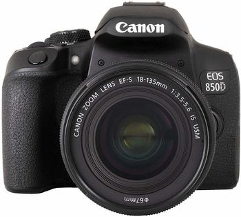 Canon 850D Kit 18-135 mm