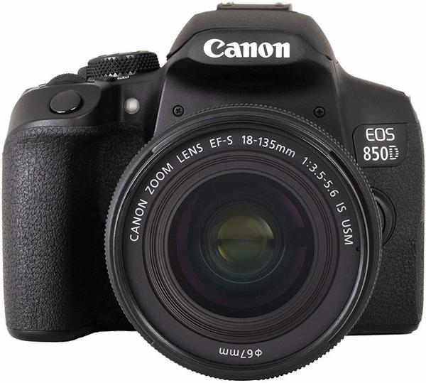 Canon 850D Kit 18-135 mm