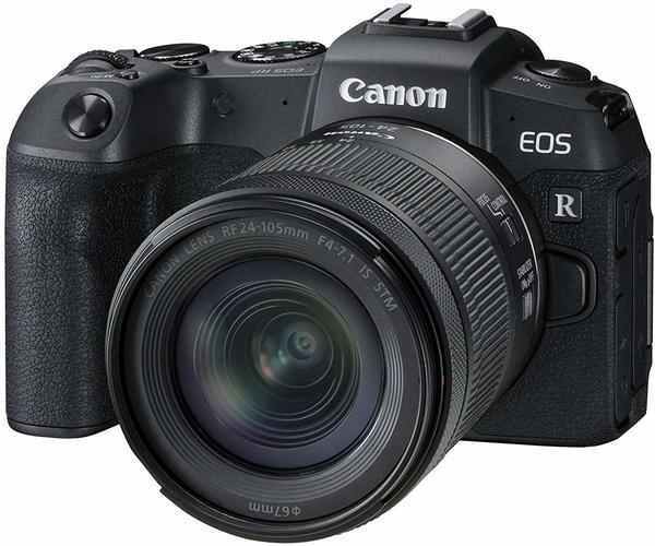 Canon EOS RP Kit RF 24-105 mm f4-7.1 IS STM