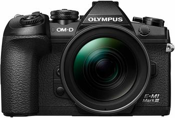 Olympus OM-D E-M1 Mark III Kit 12-40 mm
