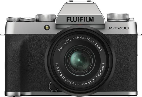 1Fujifilm X-T200 Kit 15-45 mm