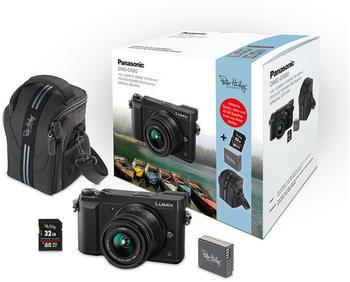 Panasonic Lumix DMC-GX80 Kit 14-42 mm Special Edition schwarz