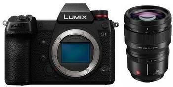 Panasonic Lumix DC-S1 + Lumix S Pro 50mm