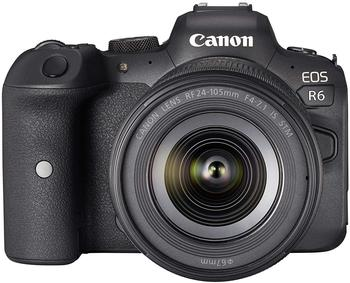 Canon EOS R6 Kit RF 24-105 mm f4-7.1