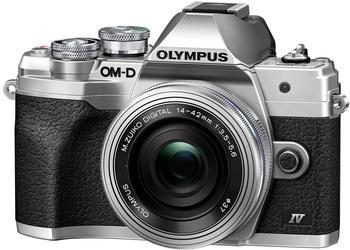 olympus-om-d-e-m10-mark-iv-mit-14-42-mm-pancake-silber
