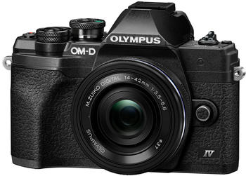 olympus-om-d-e-m10-mark-iv-mit-14-42-mm-pancake-schwarz