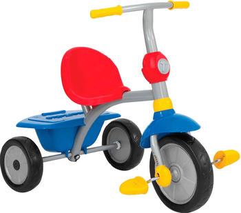 smarTrike Dreirad mit hoher Zip Plus 4 in 1 blau/rot