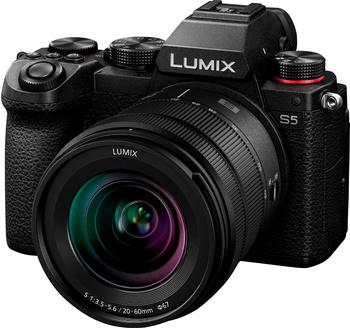 Panasonic Lumix DC-S5 + Lumix S 20-60mm