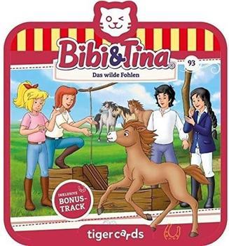 Tiger Media tigercards - Bibi & Tina - 93: Das wilde Fohlen