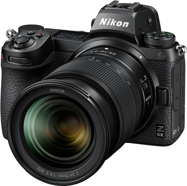Nikon Z 6II Kit Z 24-70 mm