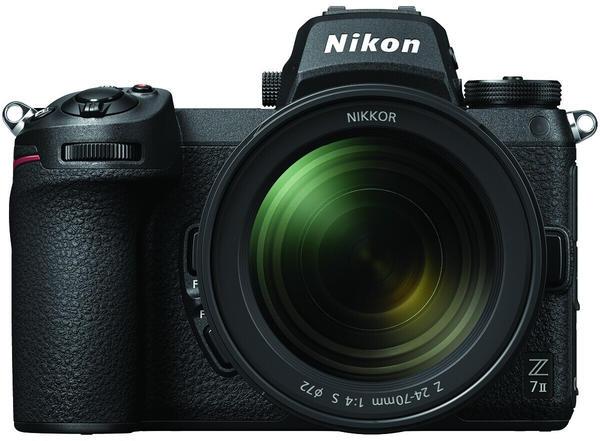 Nikon Z 7II Kit Z 24-70 mm f4.0