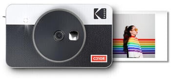 Kodak Mini Shot 2 Retro weiß