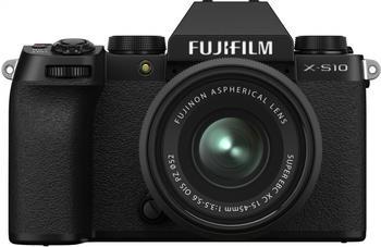Fujifilm X-S10 Kit 15-45 mm