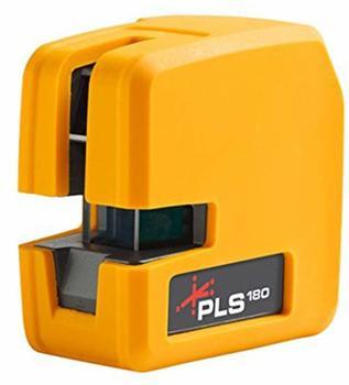 Fluke New Kreuzlinien-Lasernivelliergerät (rot) PLS-60521N von Pacific Laser