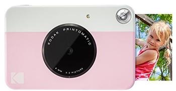 Kodak Printomatic pink