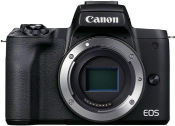 Canon EOS M50 Mark II Body schwarz