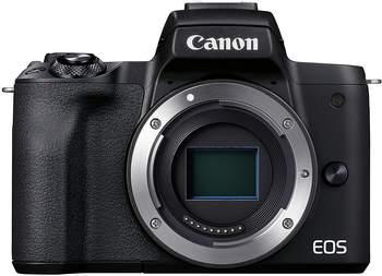 Canon EOS M50 Mark II Live Stream Kit