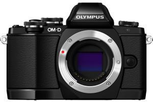 Olympus OM-D E-M10 Mark IV Systemkamera inkl. ED 14-150mm f4-5,6 II silber Kamera-Kit