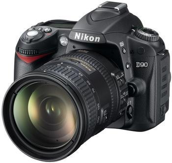 Nikon D90 Kit 18-200 VR II
