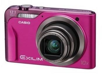 Casio Exilim EX-H10
