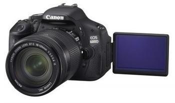 Testbericht Canon EOS 600D