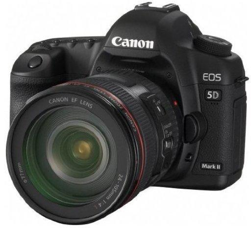 Canon EOS 5D Mark II Kit inkl. EF 24-105mm