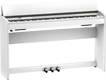 Roland F701 WH White
