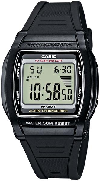 Casio Collection (W-201-1AVEF)