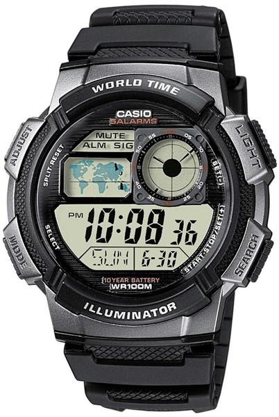 Casio Collection (AE-1000)
