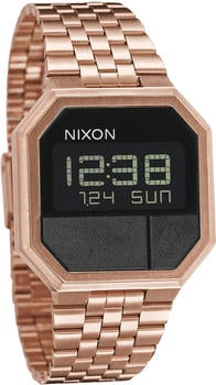 Nixon The Re-Run all rose gold (A158-897)