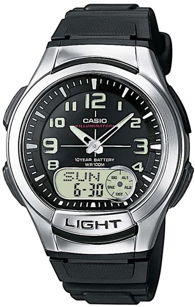 Casio Collection (AQ-180W-1B)