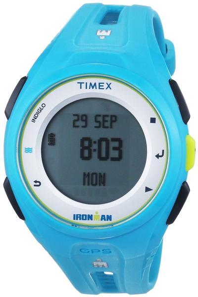 Timex Ironman Run X20 GPS blau