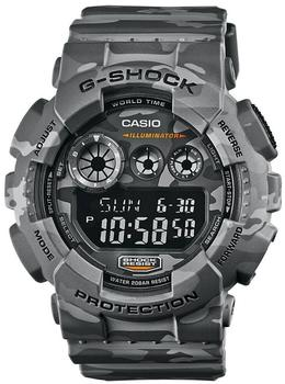 Casio G-Shock camo grey (GD-120CM-8ER)