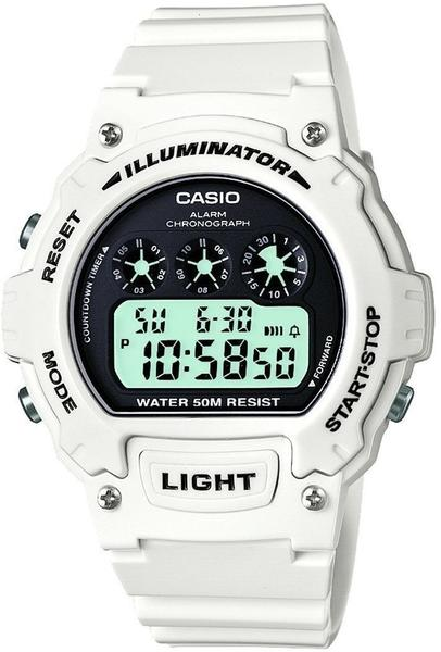 Casio Collection Illuminator (W214HC-7AV)