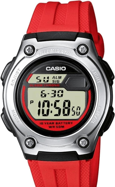 Casio Collection W-211-4AVES