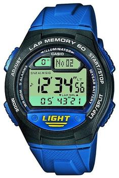 Casio Collection blue (W-734-2AVEF)