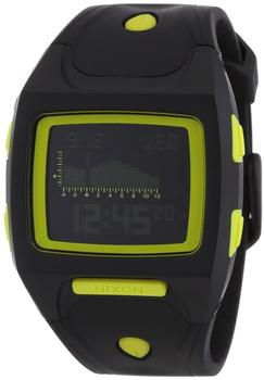 Nixon The Small Lodown All Black / Lime (A498603)