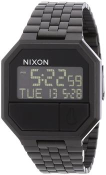 Nixon The Re-Run All Black (A158-001)