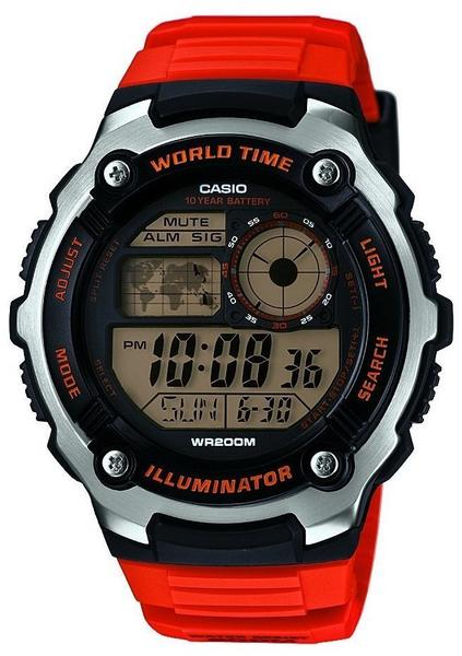 Casio Collection (AE-2100W-4AVEF)
