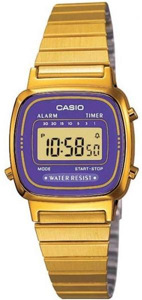 Casio Collection (LA670WGA-6DF)