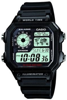 Casio Sports (AE-1200WH-1A)