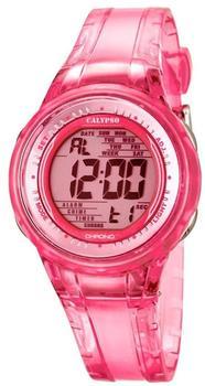 Calypso Watches Damen Digitaluhr Pink K5688/2